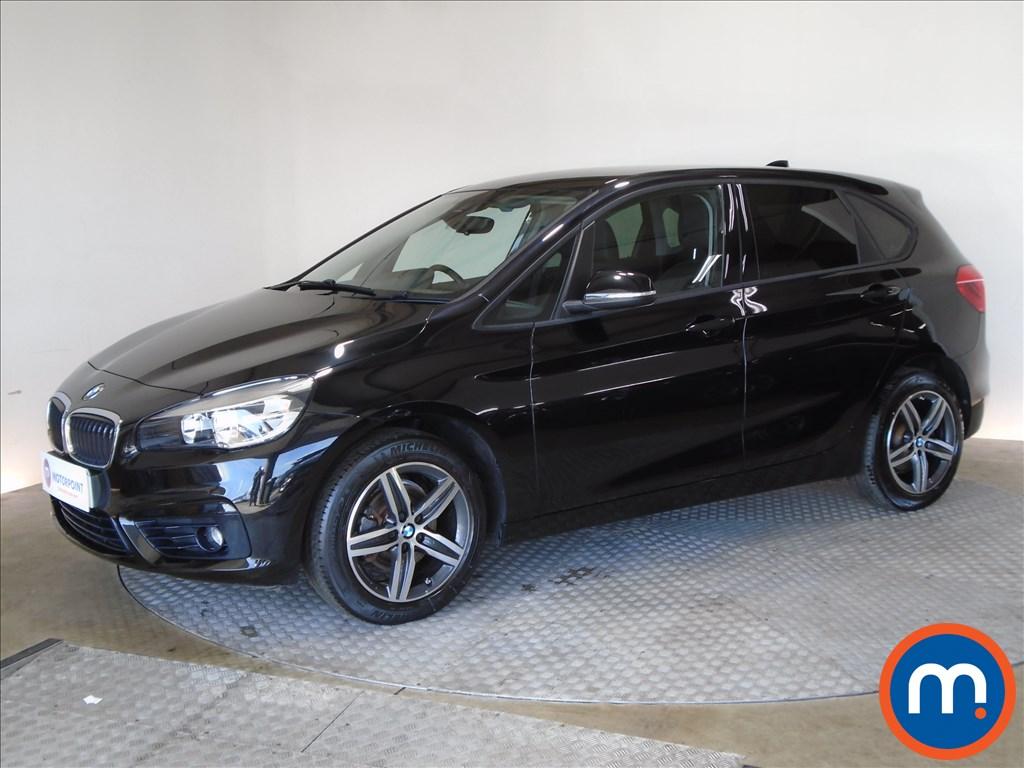 BMW 2 Series Sport - Stock Number 1099369 Passenger side front corner