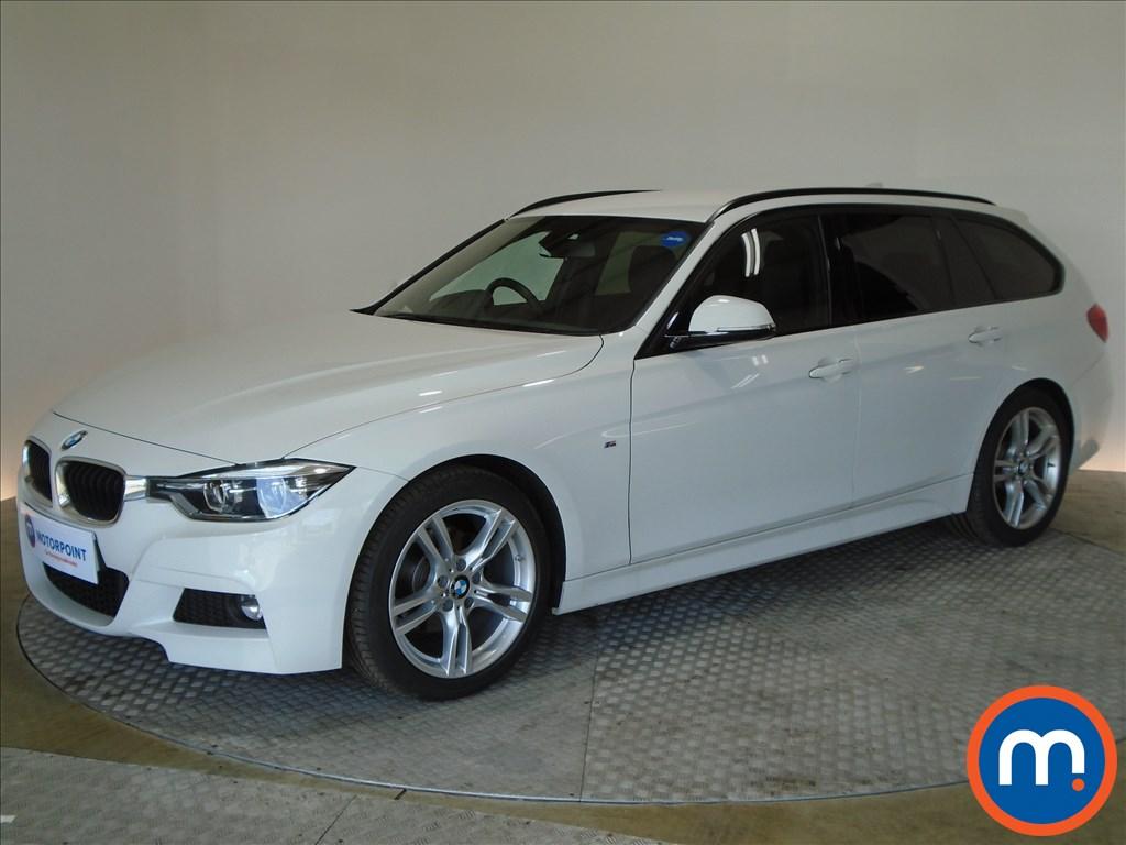 BMW 3 Series M Sport - Stock Number 1100692 Passenger side front corner
