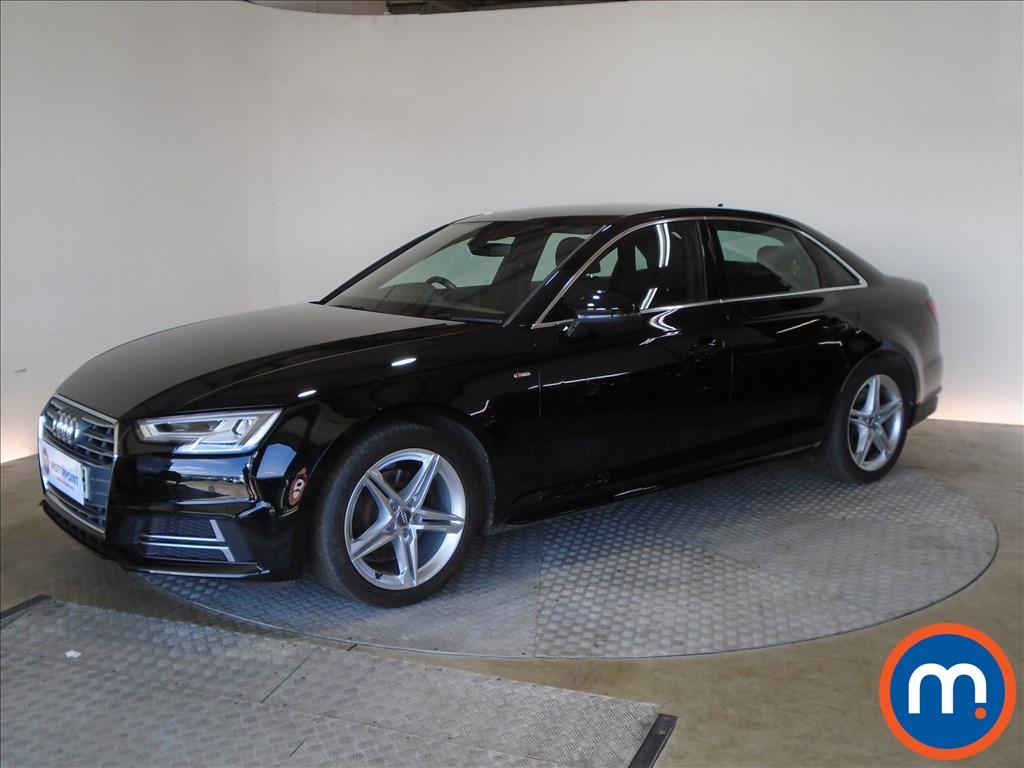 Audi A4 S Line - Stock Number 1095738 Passenger side front corner