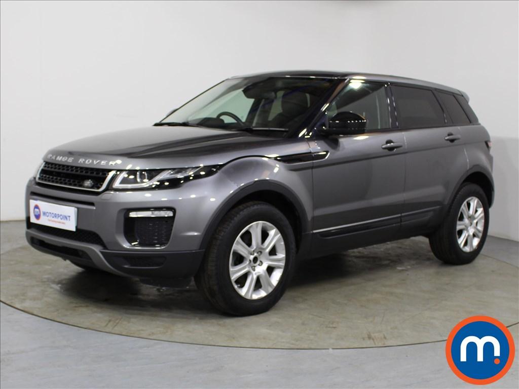 Land Rover Range Rover Evoque SE Tech - Stock Number 1101211 Passenger side front corner