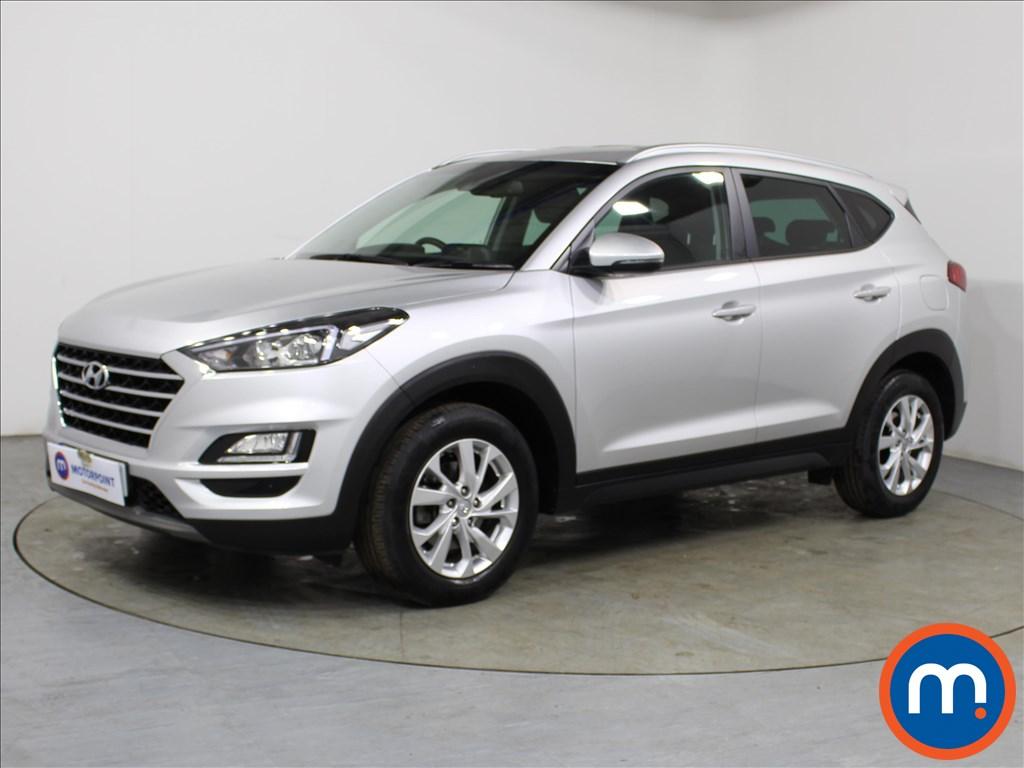 Hyundai Tucson SE Nav - Stock Number 1096549 Passenger side front corner