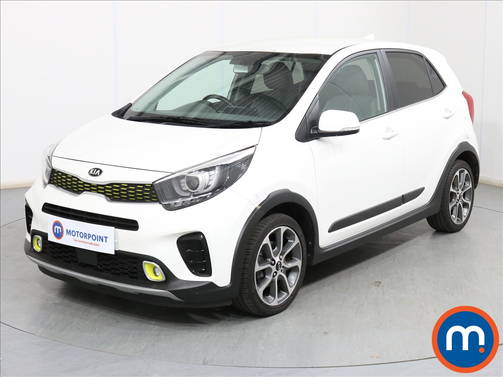 KIA Picanto X-Line - Stock Number 1101135 Passenger side front corner