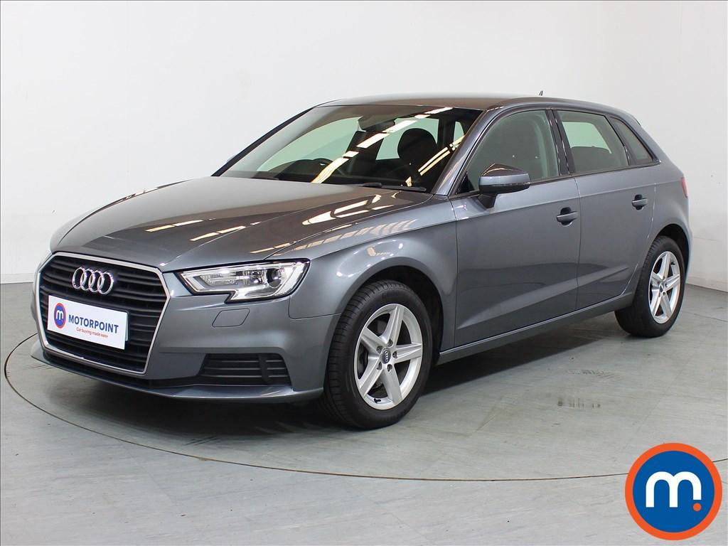 Audi A3 SE - Stock Number 1093344 Passenger side front corner