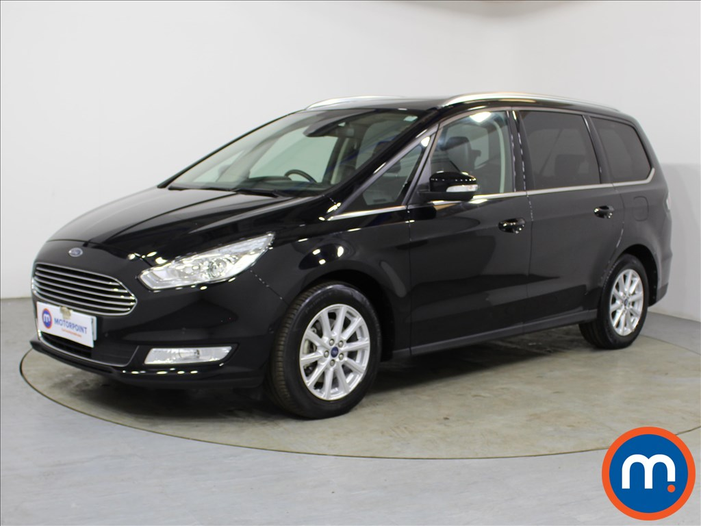 Ford Galaxy Titanium X - Stock Number 1098817 Passenger side front corner
