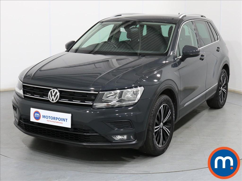 Volkswagen Tiguan SE Nav - Stock Number 1099846 Passenger side front corner