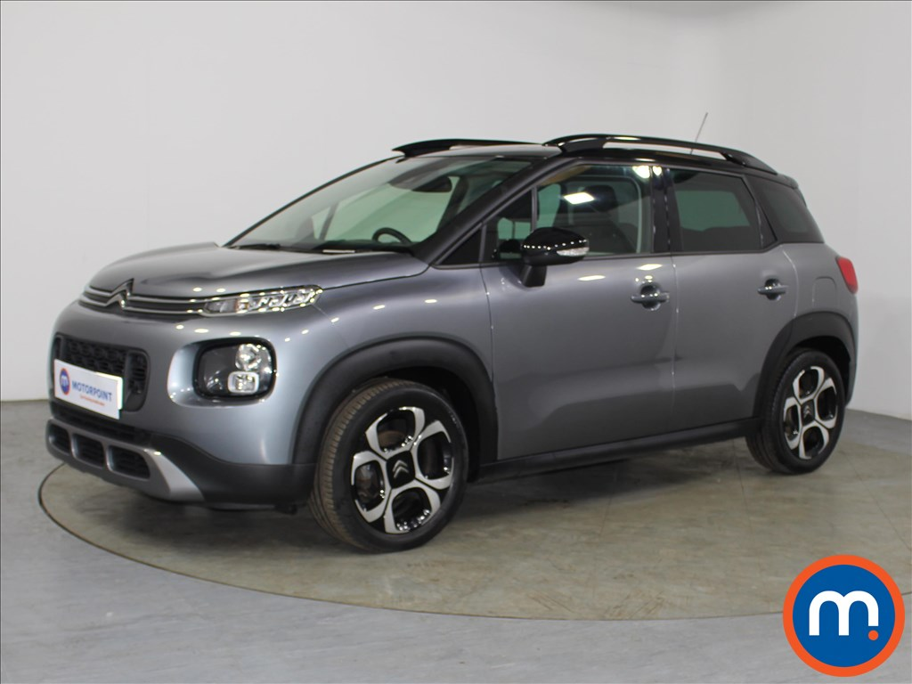Citroen C3 Aircross Flair - Stock Number 1102901 Passenger side front corner