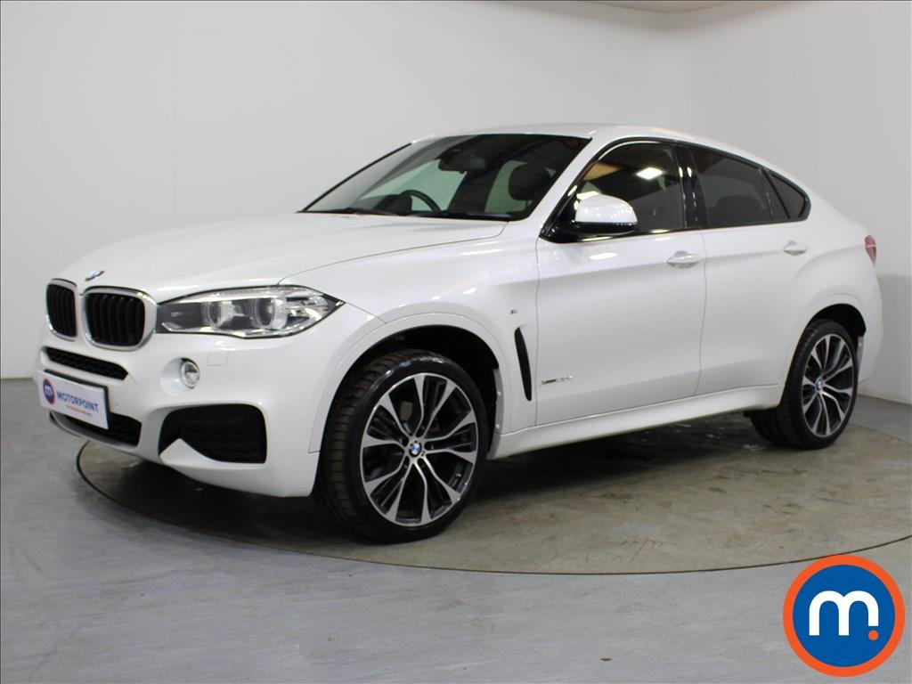 BMW X6 M Sport Edition - Stock Number 1103338 Passenger side front corner