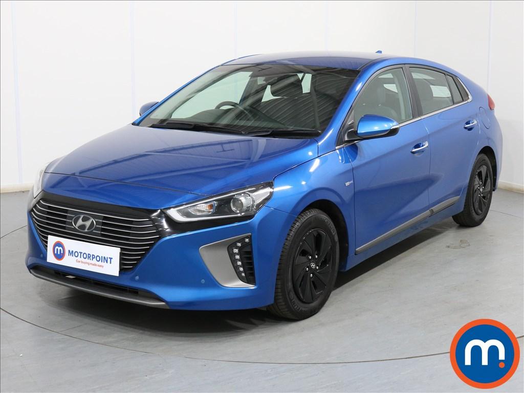 Hyundai Ioniq Premium SE - Stock Number 1087854 Passenger side front corner