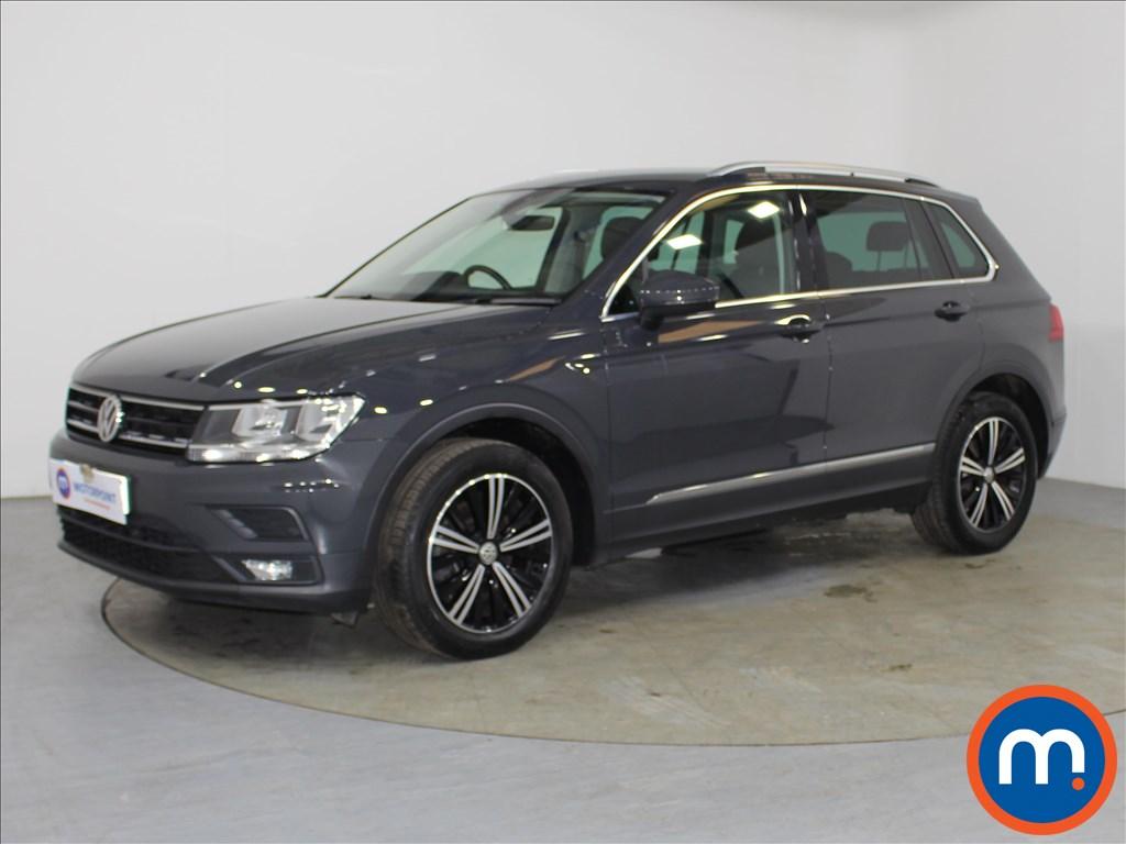 Volkswagen Tiguan SE Nav - Stock Number 1096146 Passenger side front corner