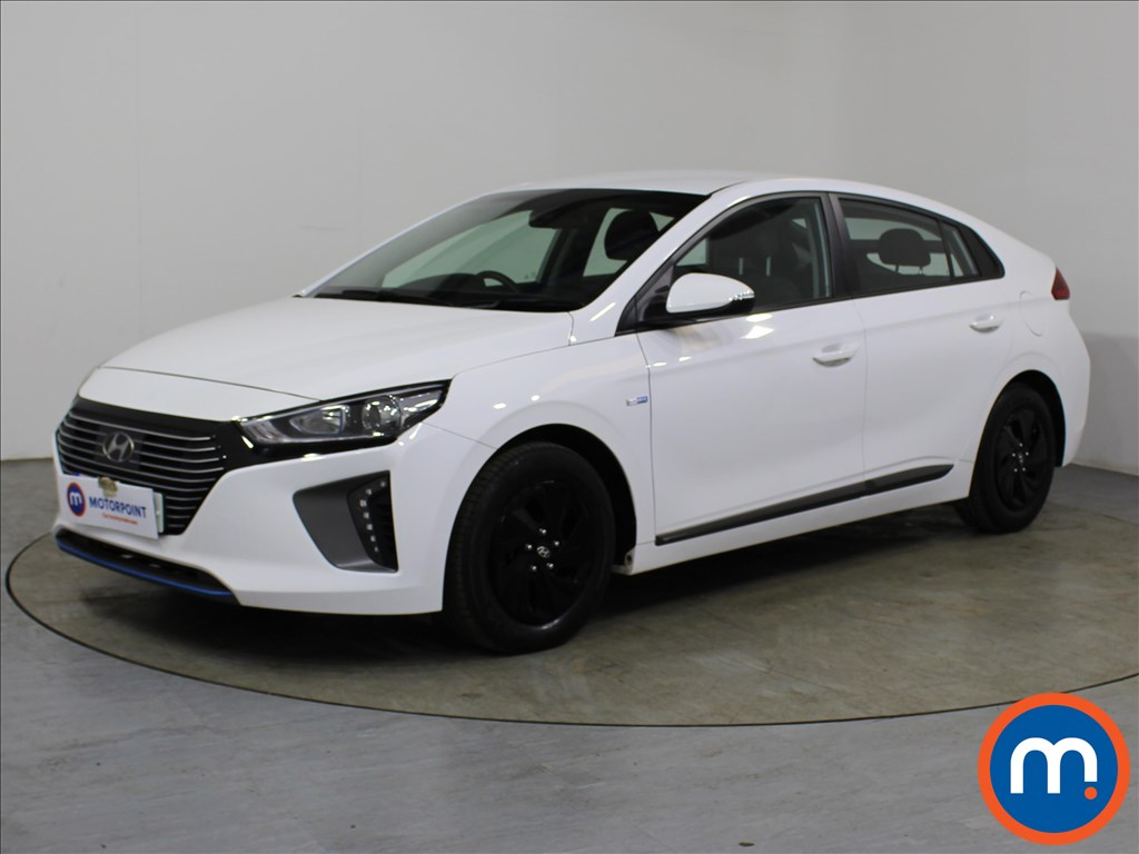 Hyundai Ioniq SE - Stock Number 1087968 Passenger side front corner