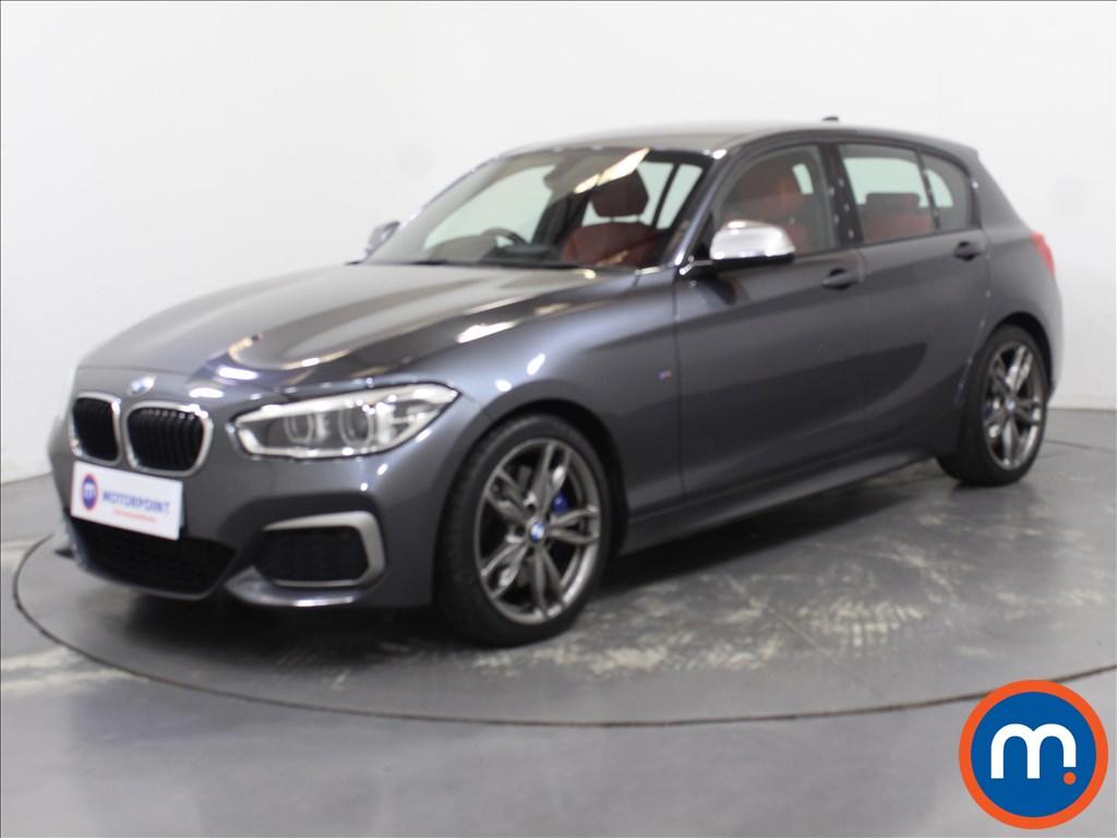 BMW 1 Series M140i - Stock Number 1095484 Passenger side front corner