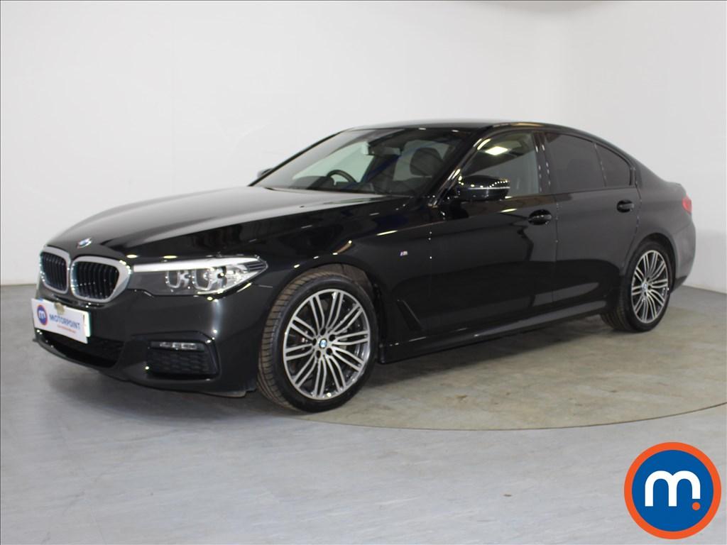 BMW 5 Series M Sport - Stock Number 1098999 Passenger side front corner