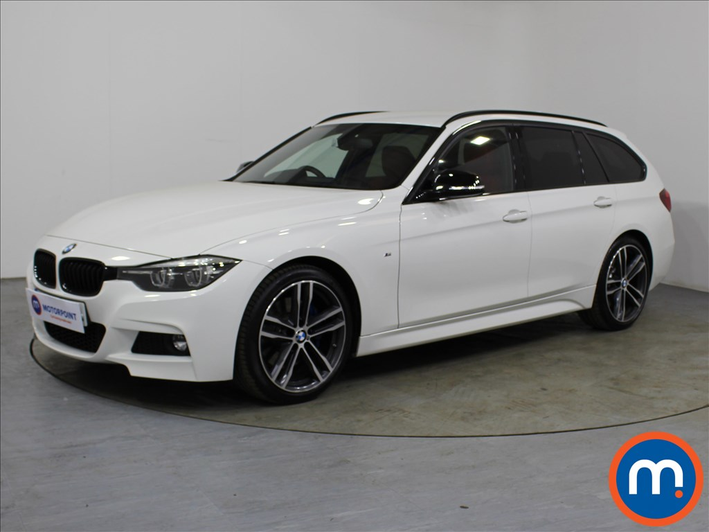 BMW 3 Series M Sport Shadow Edition - Stock Number 1100406 Passenger side front corner