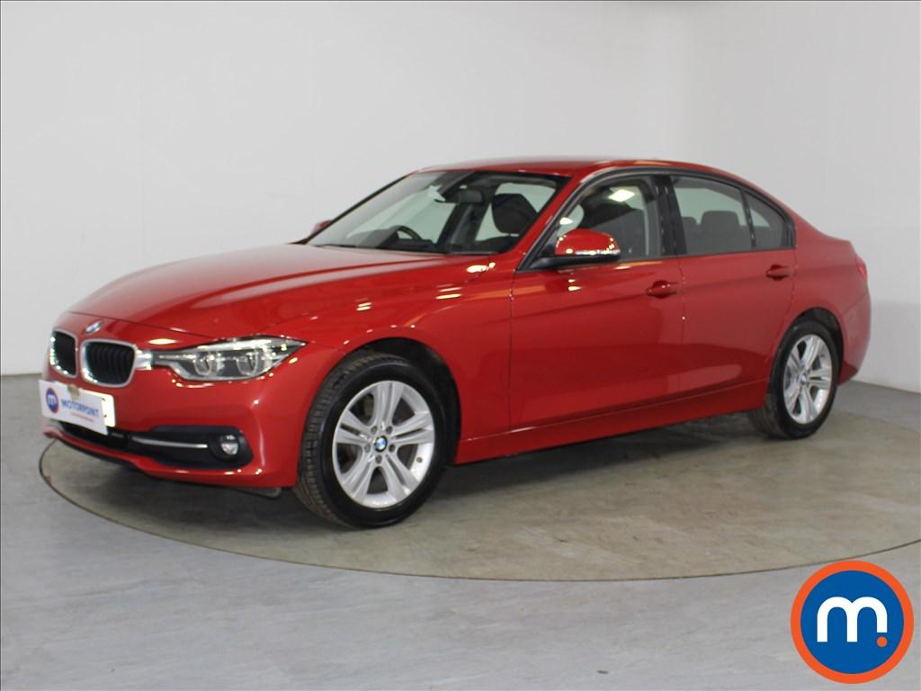 BMW 3 Series Sport - Stock Number 1104242 Passenger side front corner