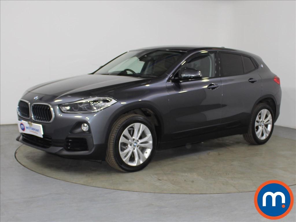 BMW X2 Sport - Stock Number 1101718 Passenger side front corner