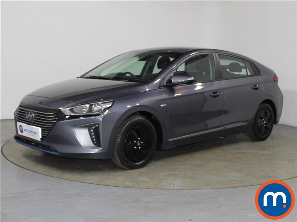 Hyundai Ioniq SE - Stock Number 1087978 Passenger side front corner