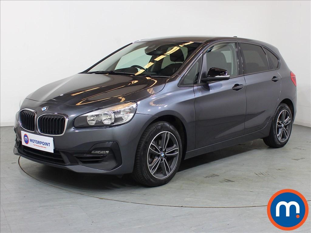 BMW 2 Series Sport - Stock Number 1091025 Passenger side front corner
