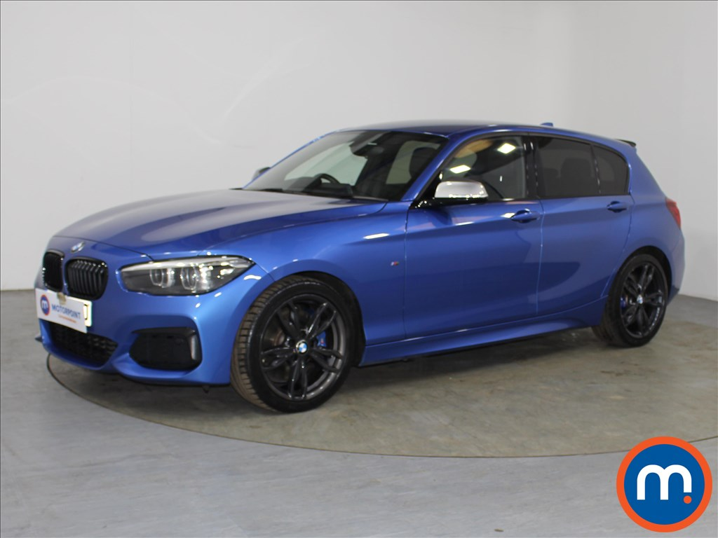 BMW 1 Series M140i Shadow Edition - Stock Number 1102999 Passenger side front corner