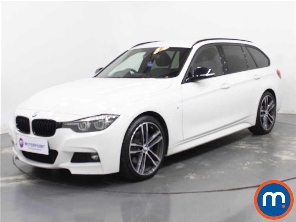 BMW 3 Series M Sport Shadow Edition - Stock Number 1100403 Passenger side front corner