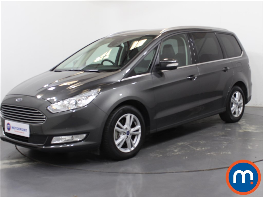 Ford Galaxy Titanium - Stock Number 1085711 Passenger side front corner