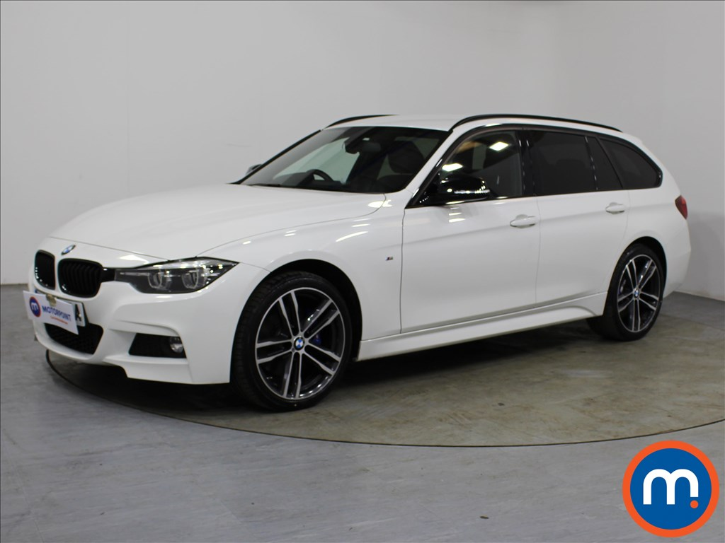 BMW 3 Series M Sport Shadow Edition - Stock Number 1095132 Passenger side front corner