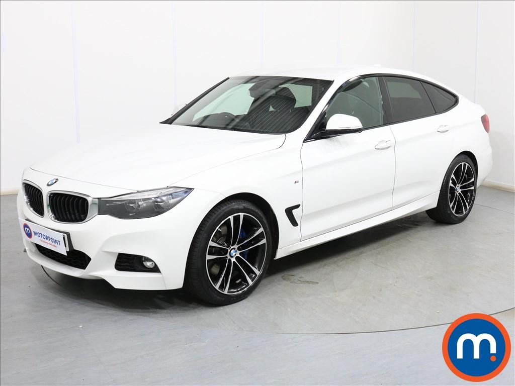 BMW 3 Series M Sport - Stock Number 1101173 Passenger side front corner