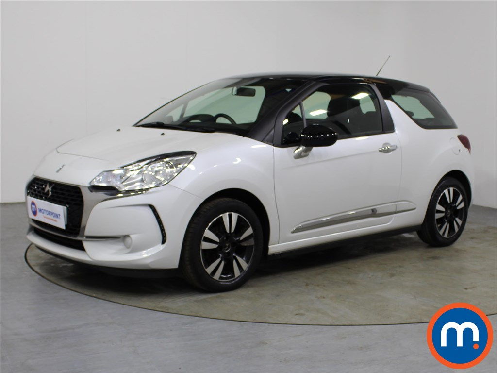 DS Ds 3 Chic - Stock Number 1103969 Passenger side front corner