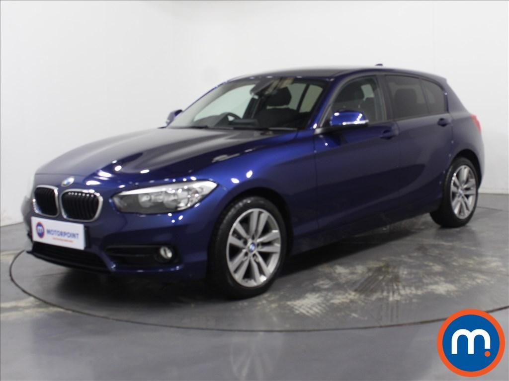 BMW 1 Series Sport - Stock Number 1097524 Passenger side front corner
