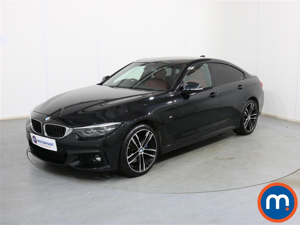 BMW 4 Series M Sport - Stock Number 1099378 Passenger side front corner