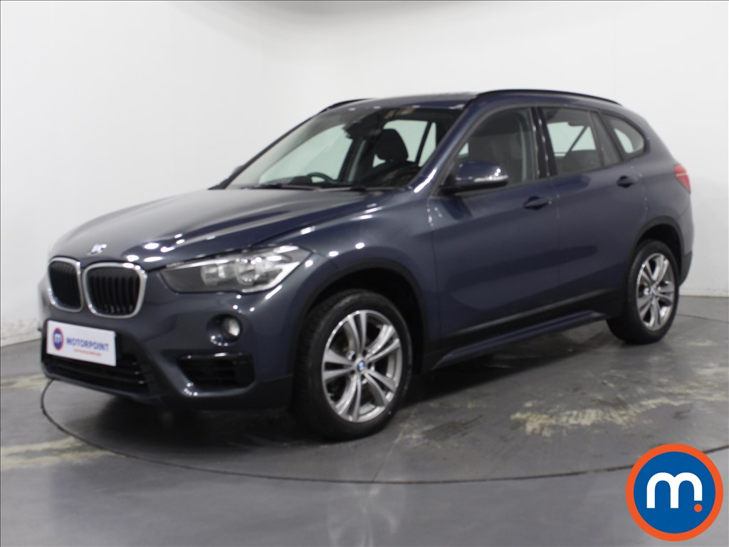 BMW X1 Sport - Stock Number 1099596 Passenger side front corner