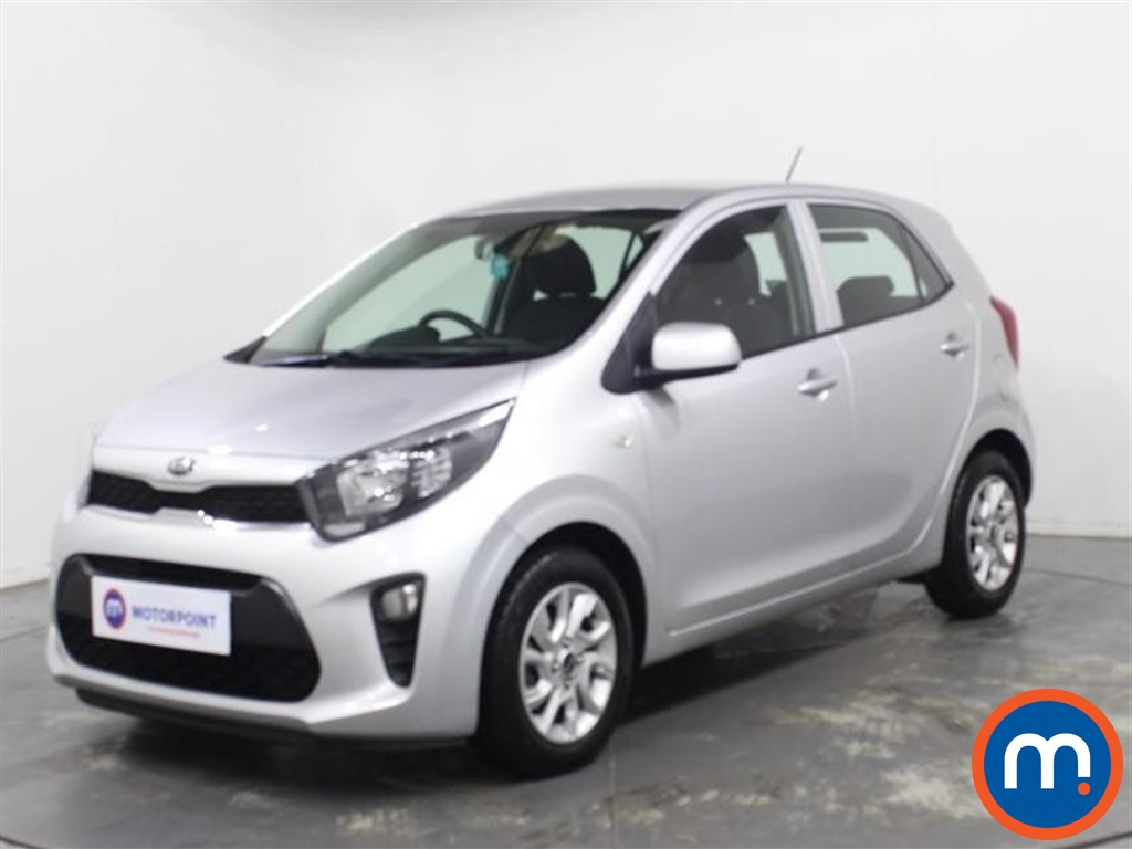KIA Picanto 2 - Stock Number 1099279 Passenger side front corner