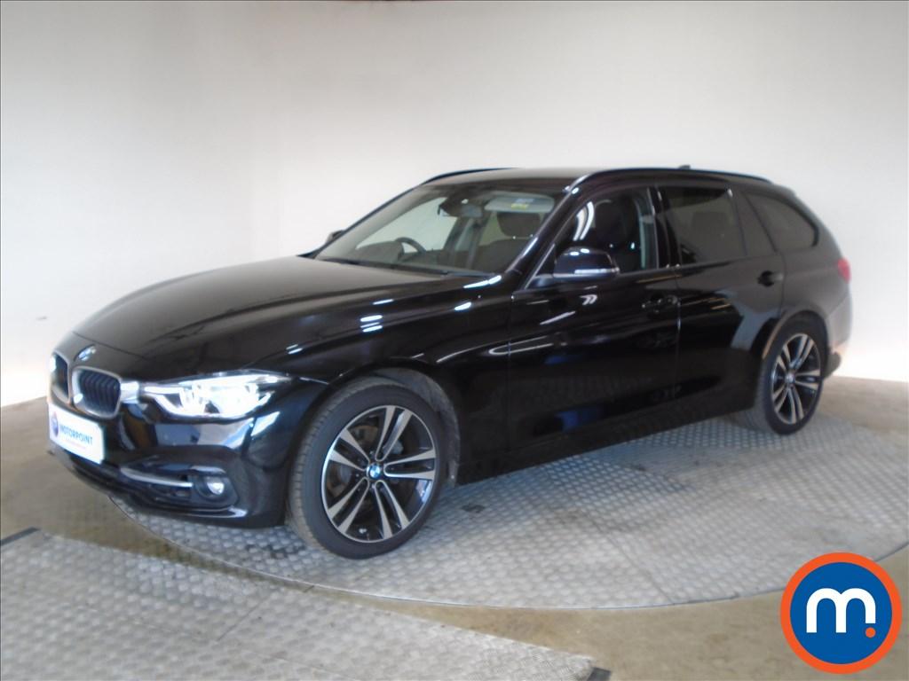 BMW 3 Series Sport - Stock Number 1086100 Passenger side front corner