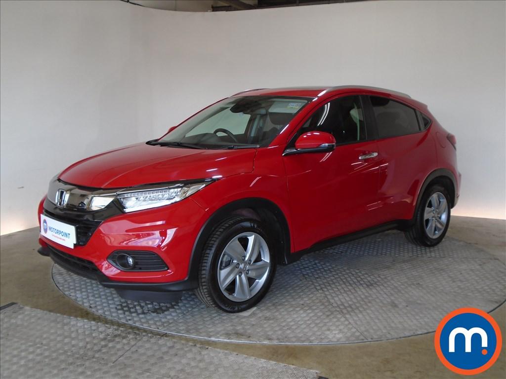 Honda Hr-V EX - Stock Number 1082036 Passenger side front corner