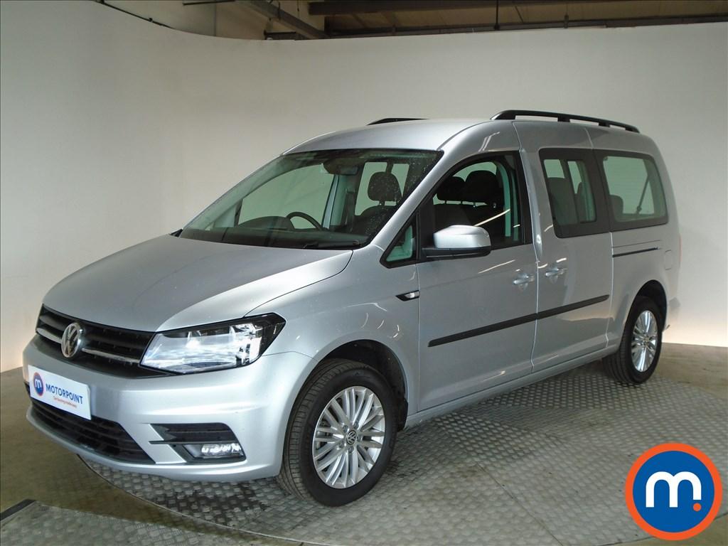 Volkswagen Caddy Maxi Life 2.0 TDI 150 5dr DSG - Stock Number 1077082 Passenger side front corner
