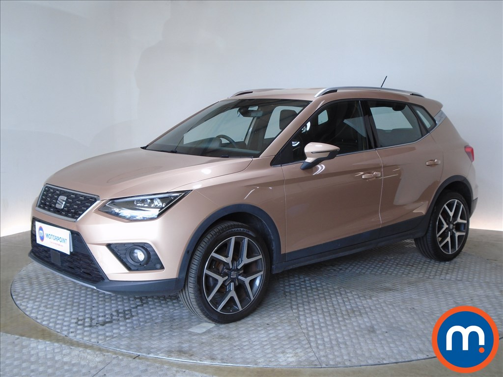 Seat Arona Xcellence Lux - Stock Number 1089918 Passenger side front corner
