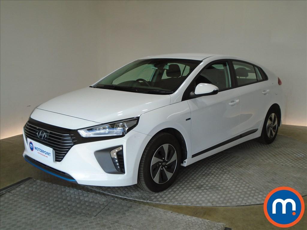 Hyundai Ioniq SE - Stock Number 1080123 Passenger side front corner