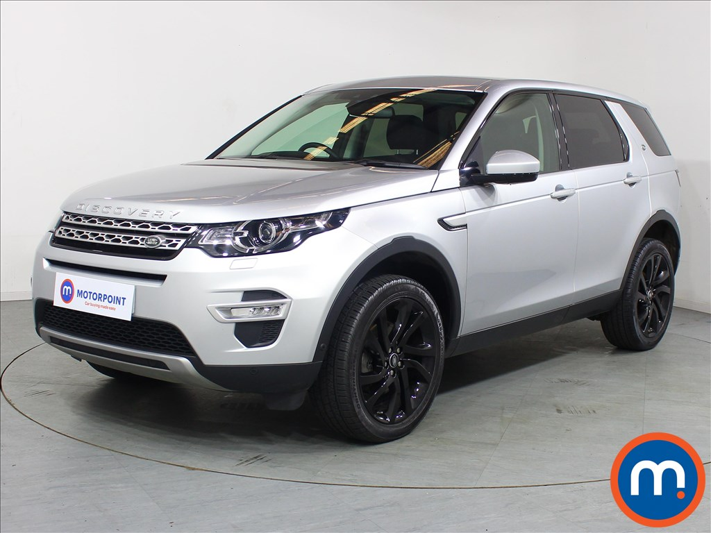 Land Rover Discovery Sport HSE Luxury - Stock Number 1090851 Passenger side front corner