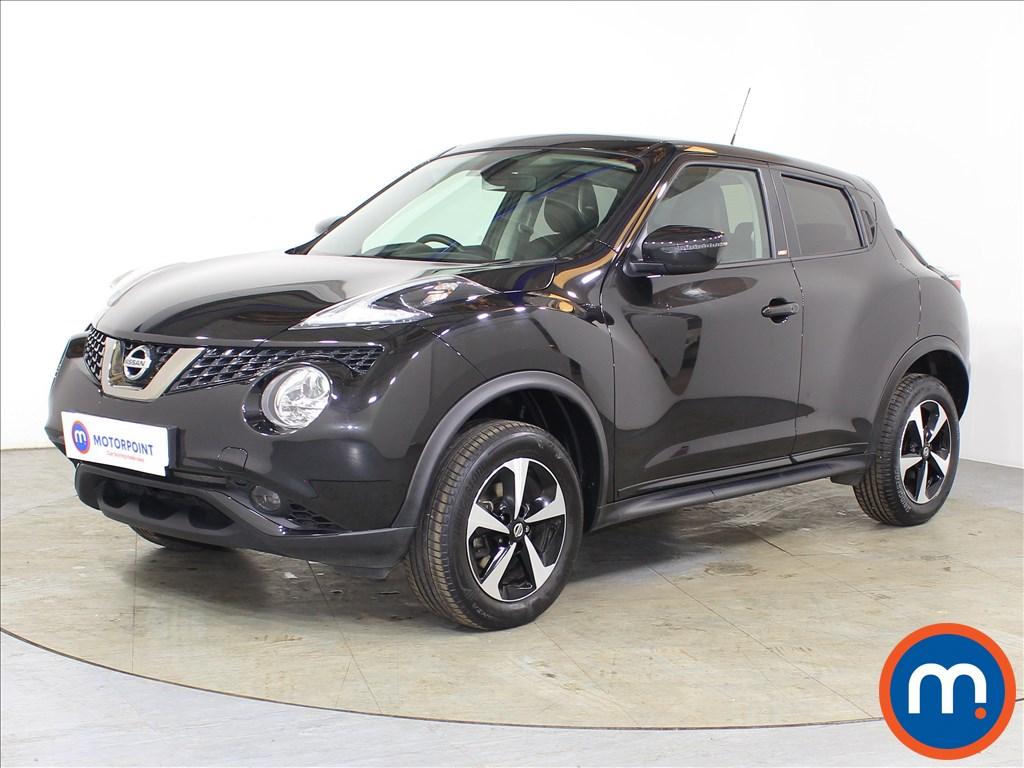 Nissan Juke Bose Personal Edition - Stock Number 1098285 Passenger side front corner