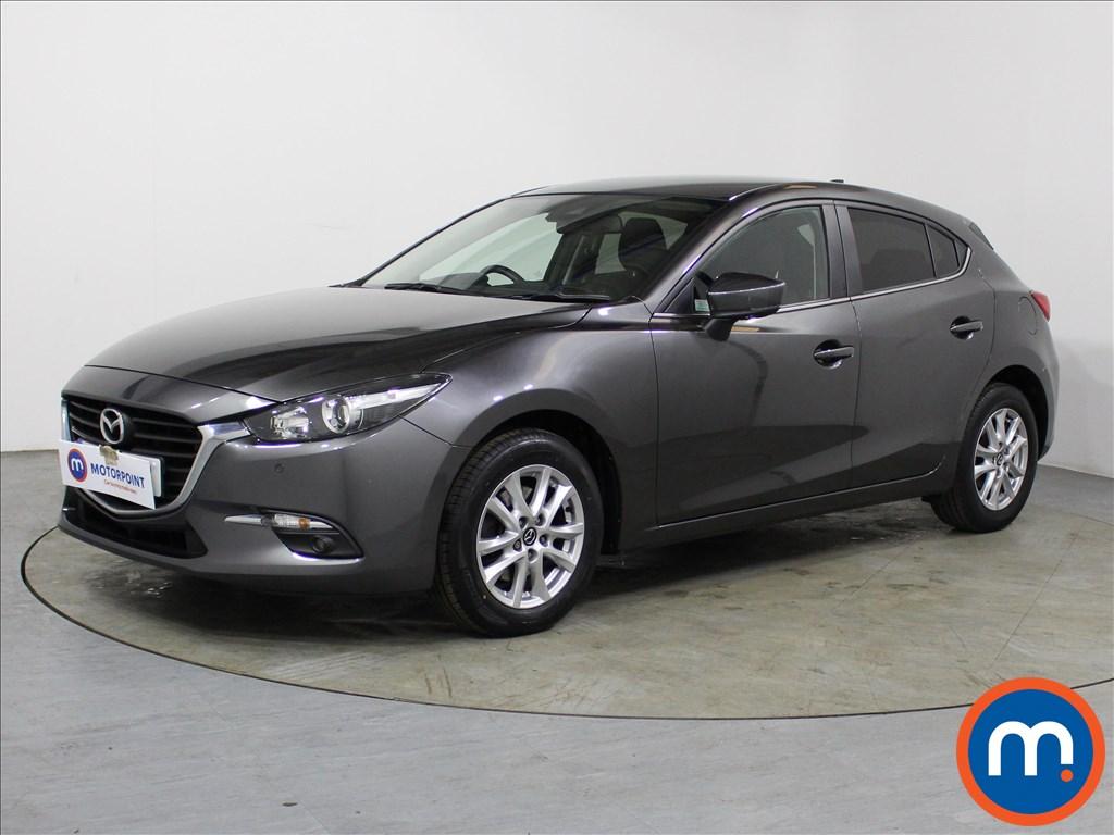 Mazda 3 SE-L Nav - Stock Number 1103605 Passenger side front corner