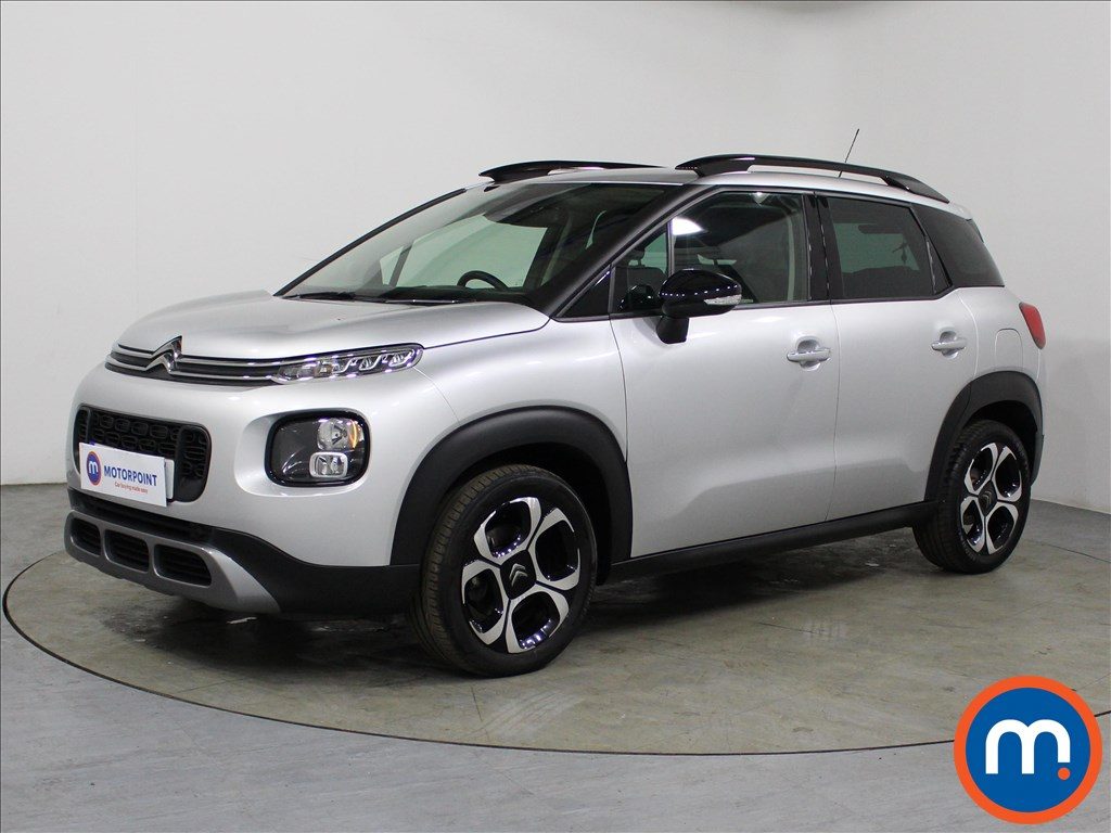 Citroen C3 Aircross Flair - Stock Number 1103807 Passenger side front corner