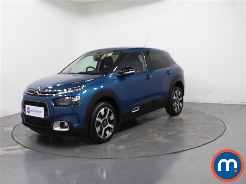 Citroen C4 Cactus Flair - Stock Number 1101507 Passenger side front corner