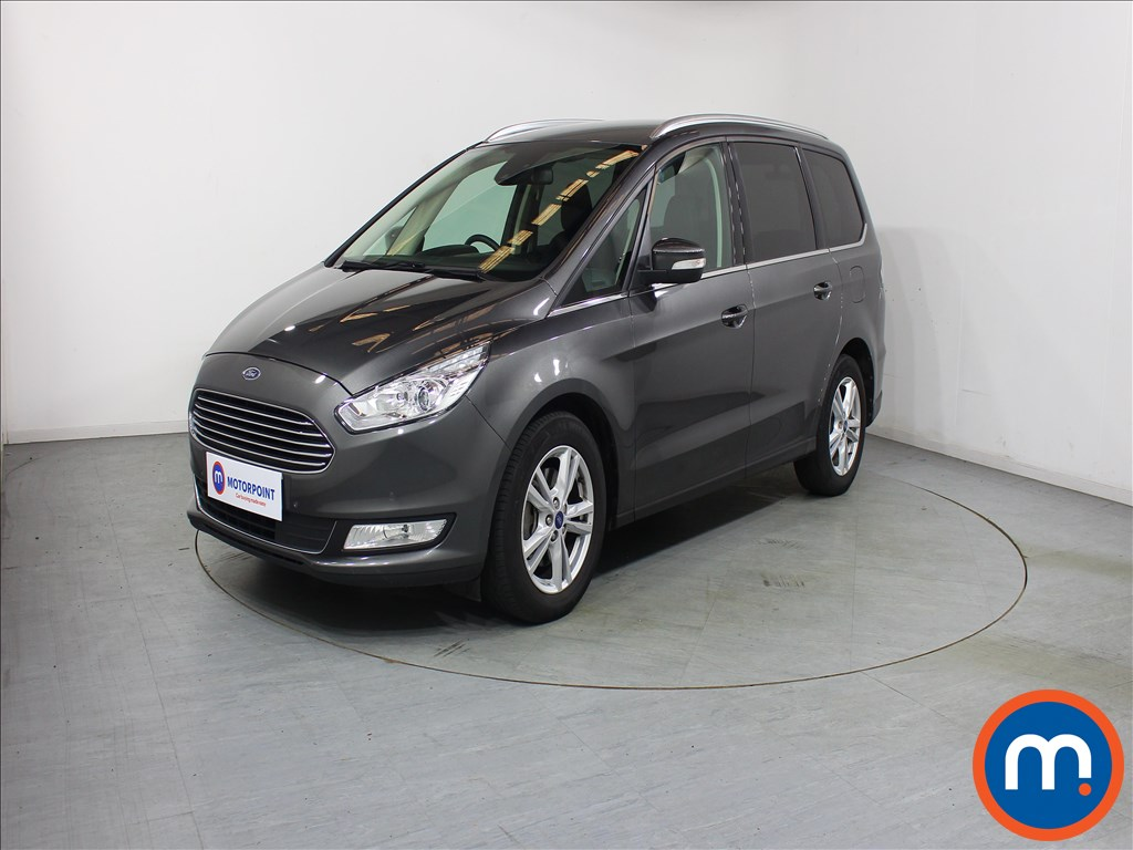 Ford Galaxy Titanium - Stock Number 1101570 Passenger side front corner