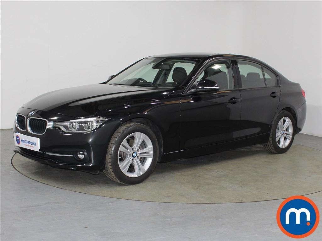 BMW 3 Series Sport - Stock Number 1100888 Passenger side front corner