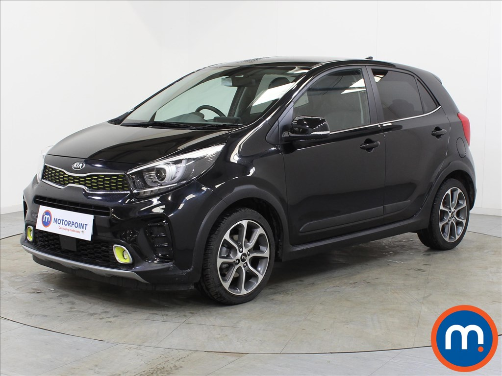 KIA Picanto X-Line - Stock Number 1103278 Passenger side front corner
