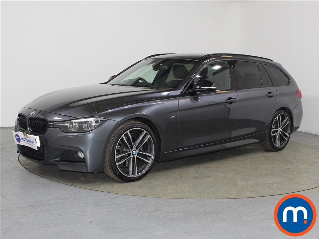 BMW 3 Series M Sport Shadow Edition - Stock Number 1096891 Passenger side front corner