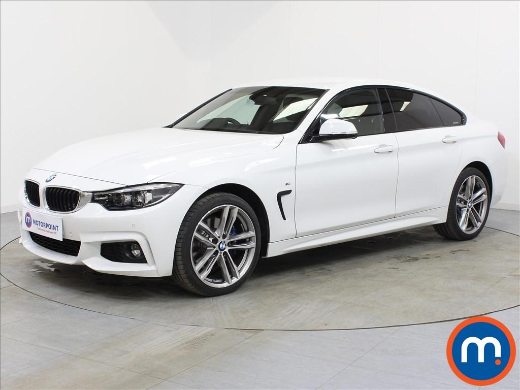 BMW 4 Series M Sport - Stock Number 1102055 Passenger side front corner