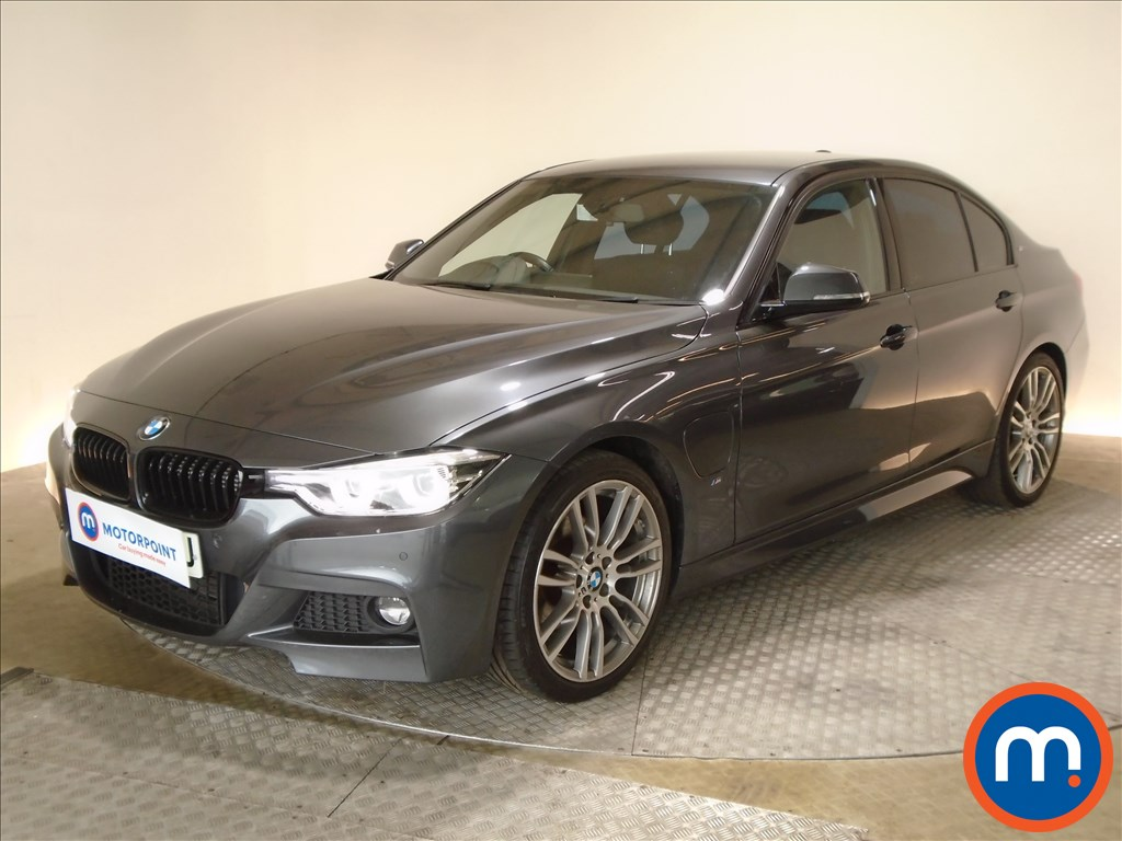 BMW 3 Series M Sport - Stock Number 1082199 Passenger side front corner