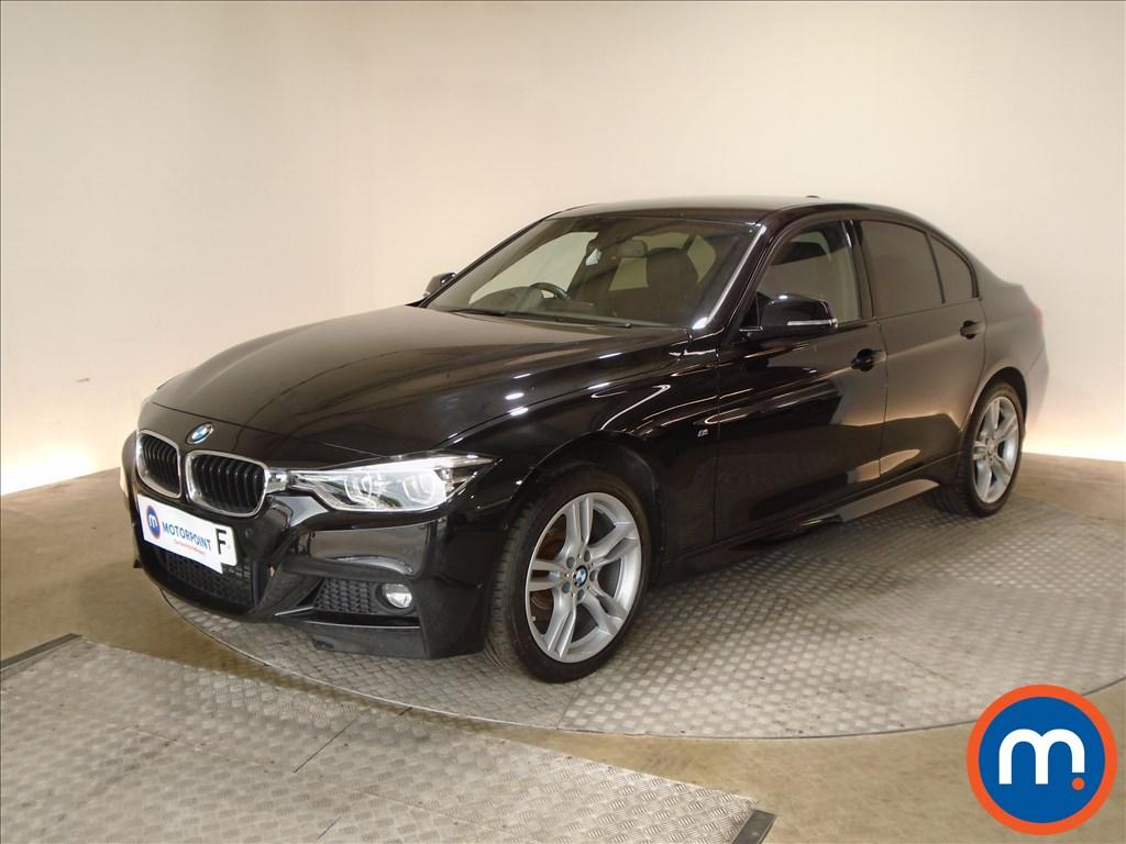 BMW 3 Series M Sport - Stock Number 1089485 Passenger side front corner