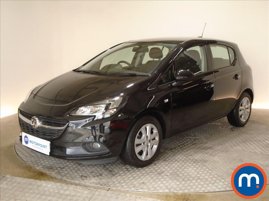 Vauxhall Corsa Design - Stock Number 1079124 Passenger side front corner