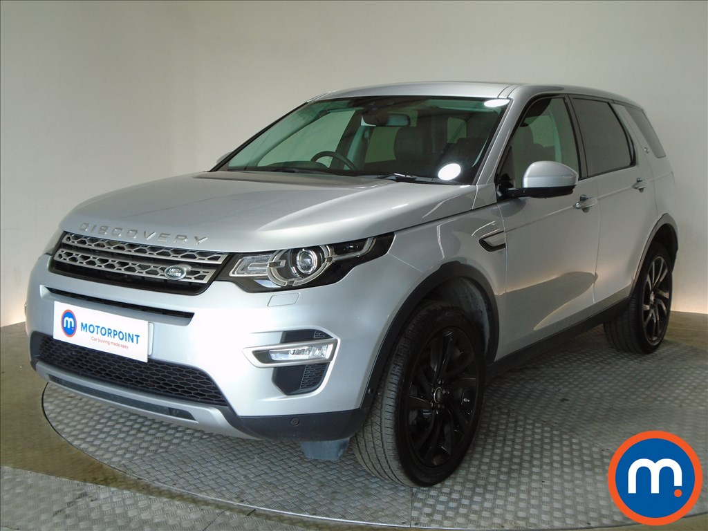 Land Rover Discovery Sport HSE Luxury - Stock Number 1090167 Passenger side front corner